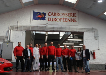 Carrosserie Européenne - Our photos